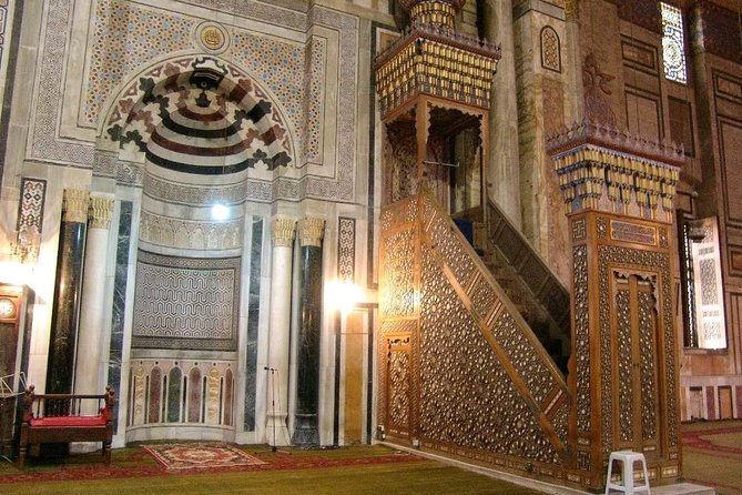 Half day tour in Islamic Cairo