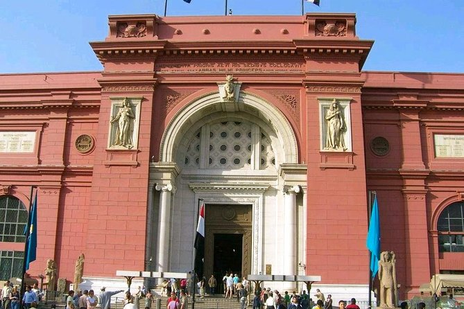 Half day tour at the Egyptian Museum