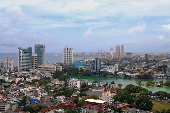 Over look of Colombo