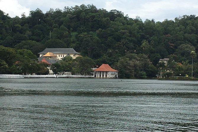 Excursión privada de Kandy de un día