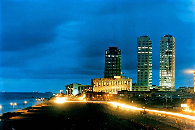 Colombo Shore Excursions