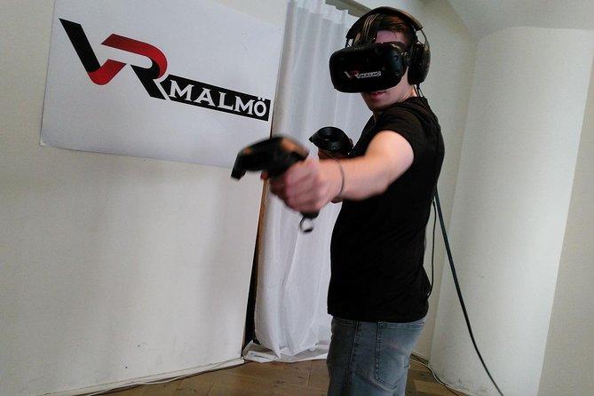 Dúo de realidad virtual