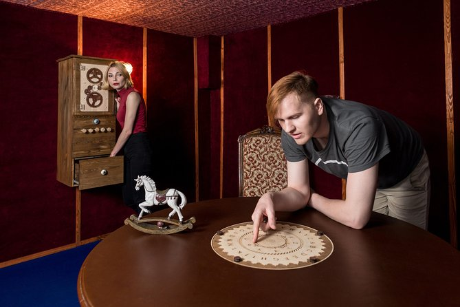 Forkert Room Escape Game Experience