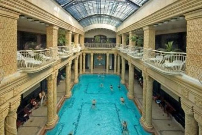 Dress Code in Gellert Spa & Thermal Baths Budapest