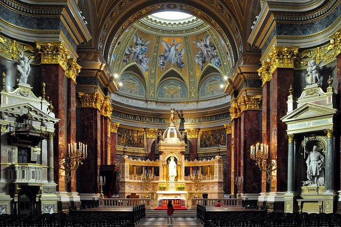 St Stephen's Basilica Organ Concert with Optional Danube River Dinner Cruise