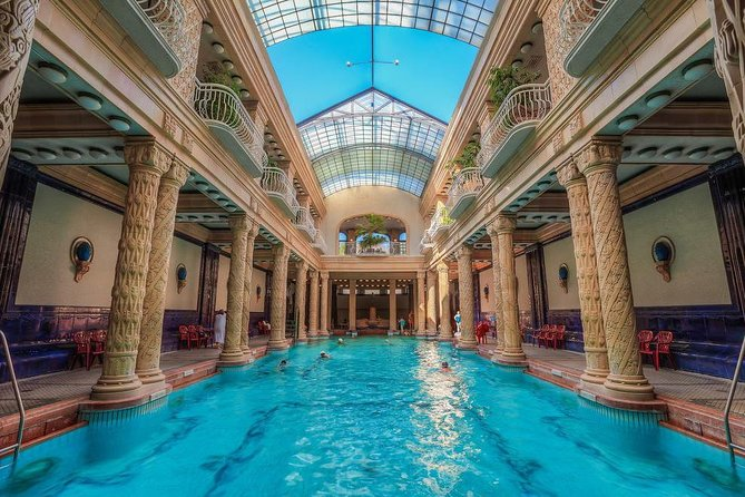 5 Days. Budapest 4* (Breakfast included) + Budapest Gellert Spa Entrance with VIP Massage