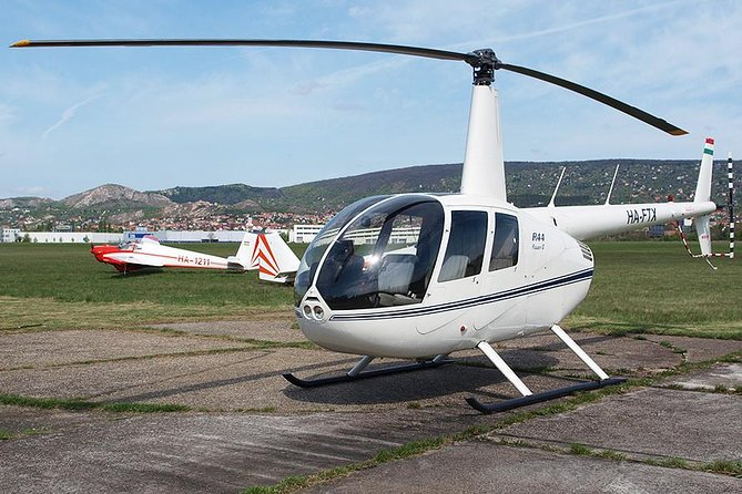Private Daytime Helicopter Flight in Budapest