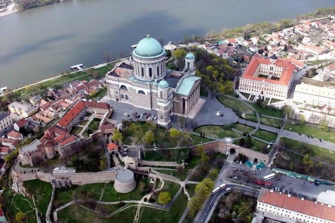 Danube Bend Flight en avión privado desde Budapest