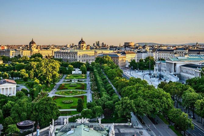 Excursiones a Viena en avión privado desde Budapest