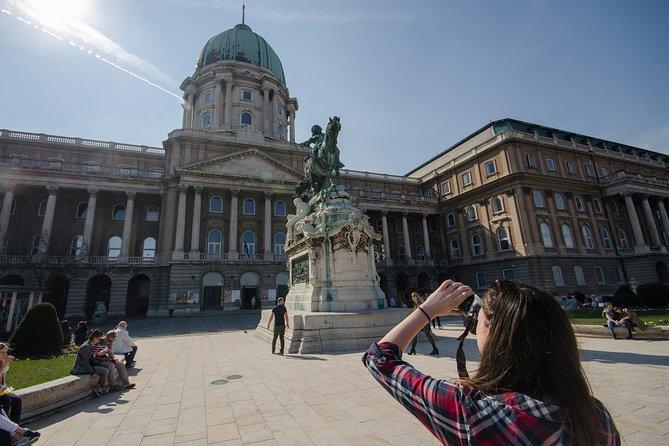 Tour privado de fotografía profesional de Budapest