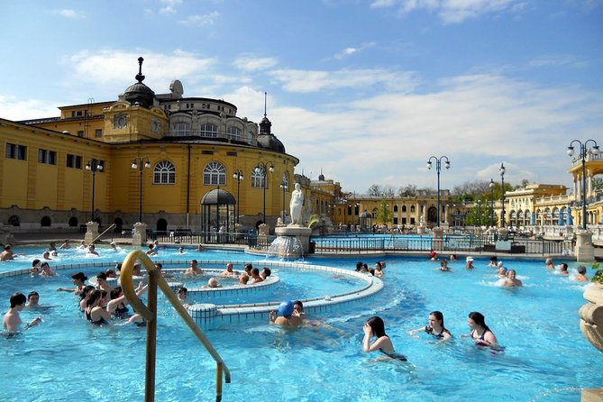 Relax in Budapest