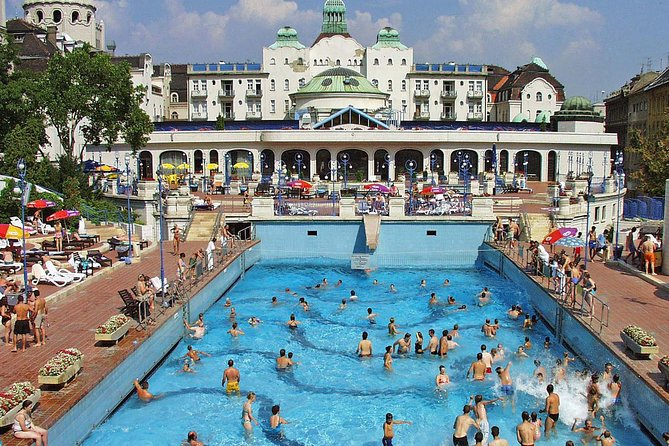 Gellert Spa Visit With Hotel Pickup Budapest Hungary Lonely
