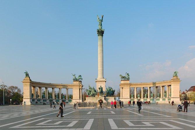 Grand City Tour con almuerzo en el Danubio en Budapest