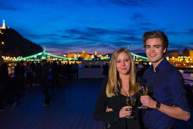 Wine tasting cruise on the Danube River