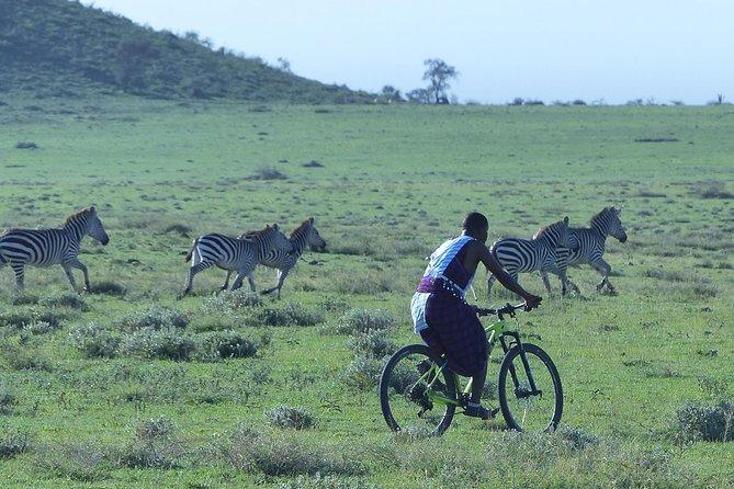 1 day Ngorongoro Mountain Bike Safari