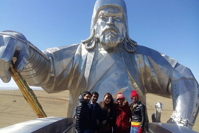 PRIVATE DAY TOUR TO GENGHIS KHAN'S STATUE COMPLEX - TERELJ NATIONAL PARK INC LUNCH