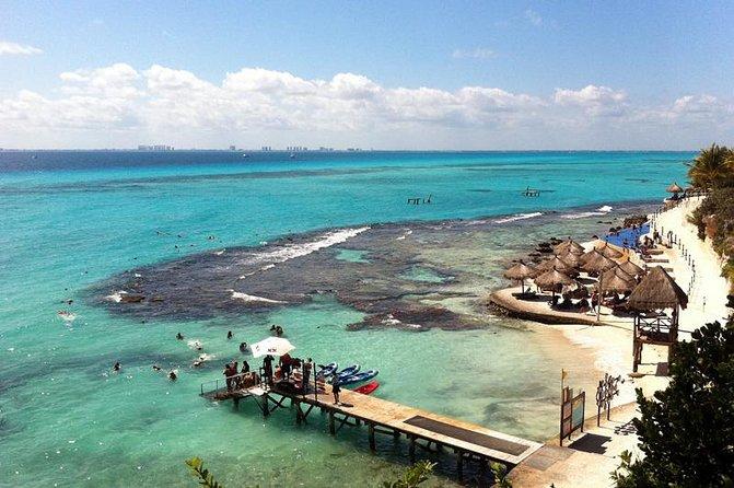 Isla Mujeres Garrafon Natural Reef Park VIP Pass