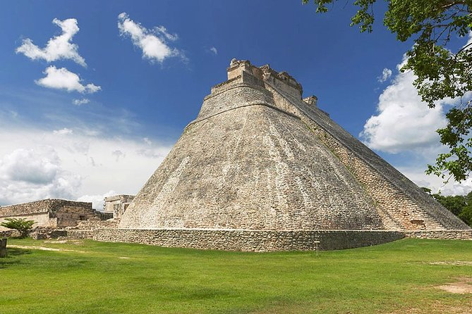 Uxmal on your Own with Welcome Suite