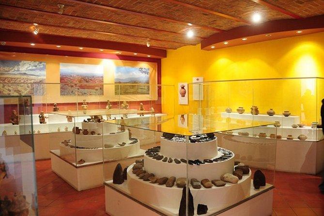Interpretive center of Guachimontones