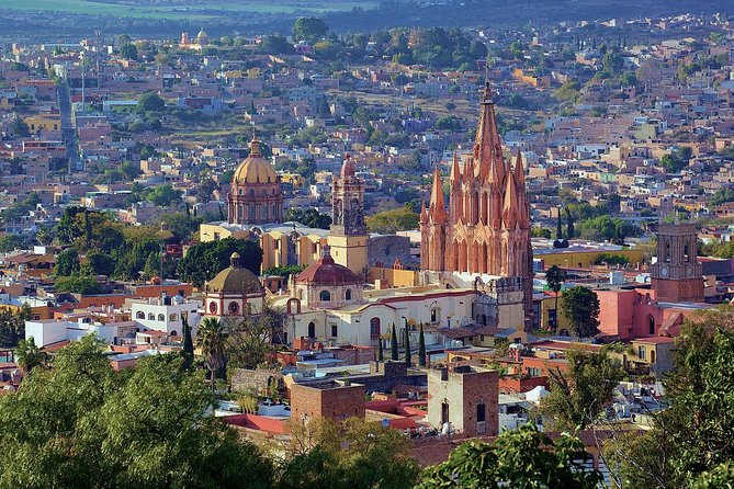 Cultural Day Trip from Queretaro: Exploring The Mexican Independence Cities