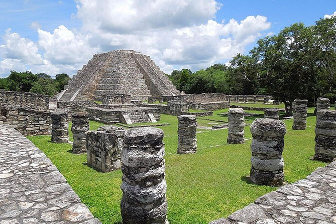 Yucatans Hidden Treasures: Mayapan Loltun Caves and Antique Monastery in Mani