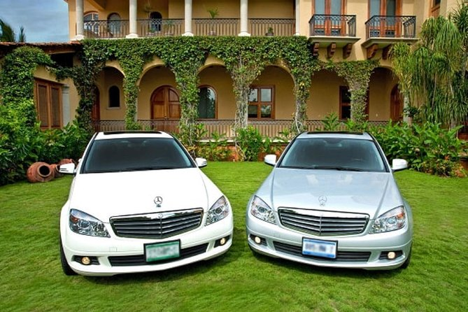 Deluxe Private Sedan Car from Merida Airport to Hotels