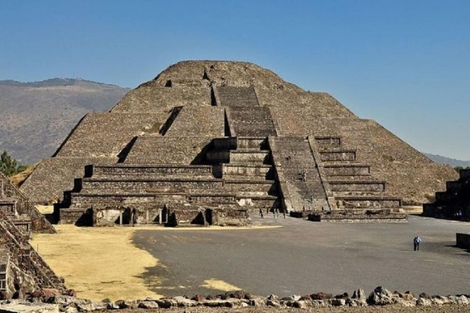 Guadalupe Shrine And Teotihuacan Pyramids Tour 2021 Mexico City