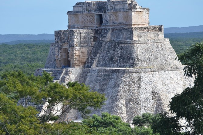 Uxmal with Private Guide and Access to Hacienda Uxmal