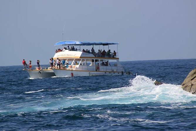 Huatulco Discovery: Land and Sea