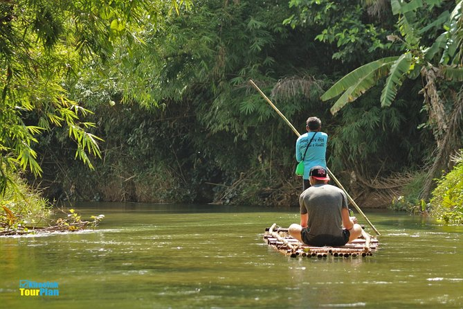 Bamboo Rafting, Turtle, and Lampi National Park : Half Day