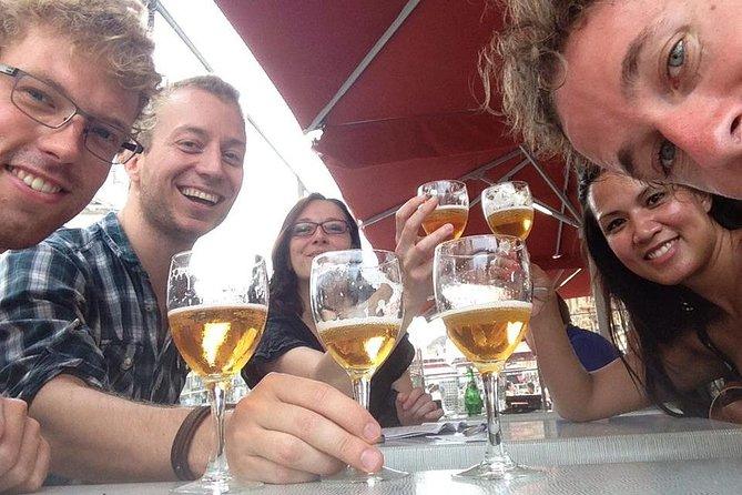 Caça ao tesouro e degustação de cerveja em Bruxelas