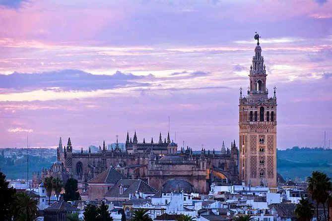 Seville Cathedral and Giralda Tower Guided Tour