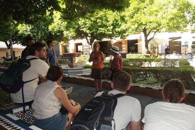 Santa Cruz Jewish Quarter Guided Tour in Seville