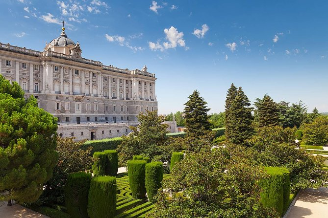 Royal Palace of Madrid 1.5-Hour Guided Tour Optional Prado Museum Combo