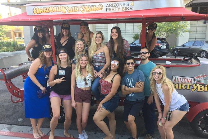Party Bike Pub Crawl del centro de Phoenix