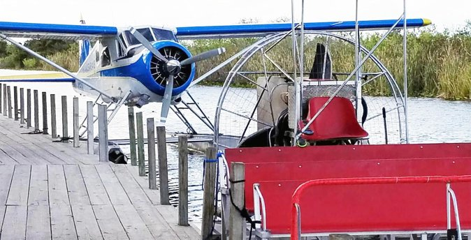 Miami Seaplane Tour with Everglades Airboat Adventure