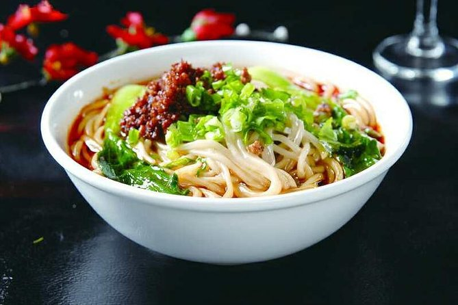 Half-Day Dandan Noodles Cooking Class with Local Spice Market Visit