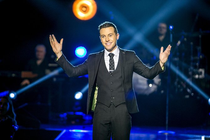 Irish Singer Nathan Carter-NO SHOWS 2020-RESCHEDULED UNTIL 2021