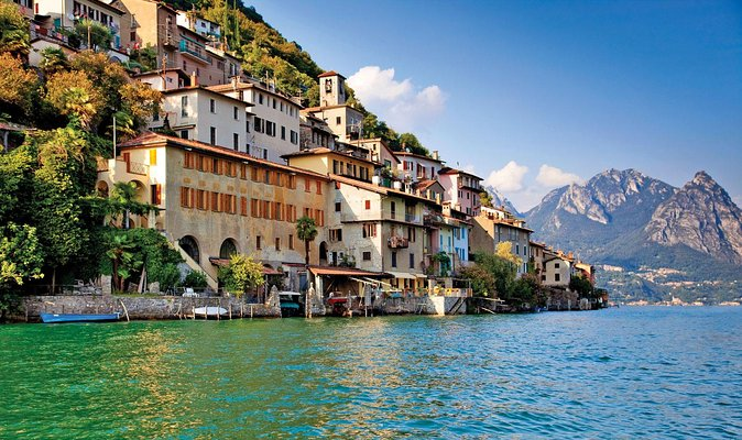 Guided Walk from Lugano to Gandria promoted by Lugano Region - return by  boat 2021