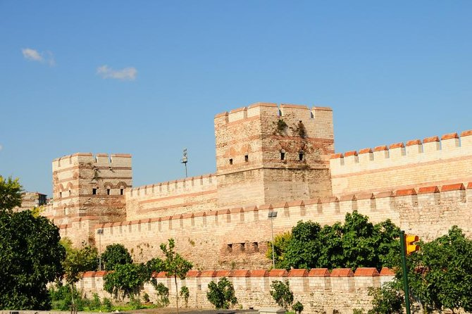 Semi Private - Constantinople Tour of Istanbul: Discovering the Byzantine Empire