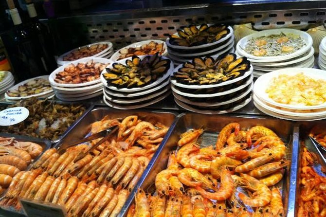 Madrid Tapas and Wine Tasting Tour