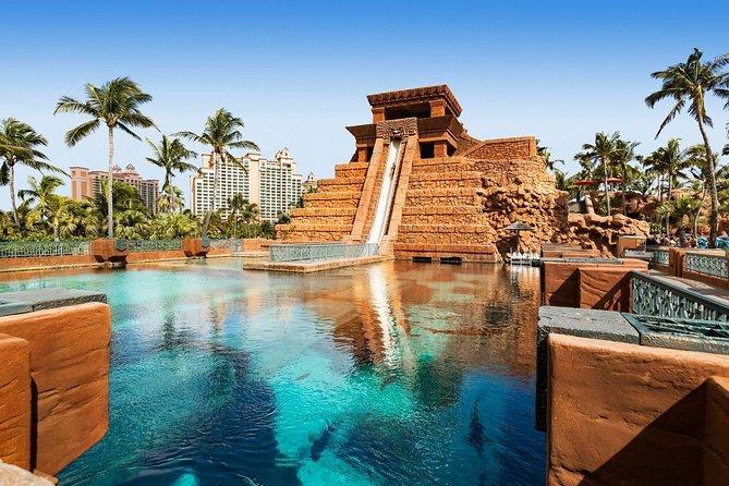 Aquaventure Oasis em Atlantis com almoço
