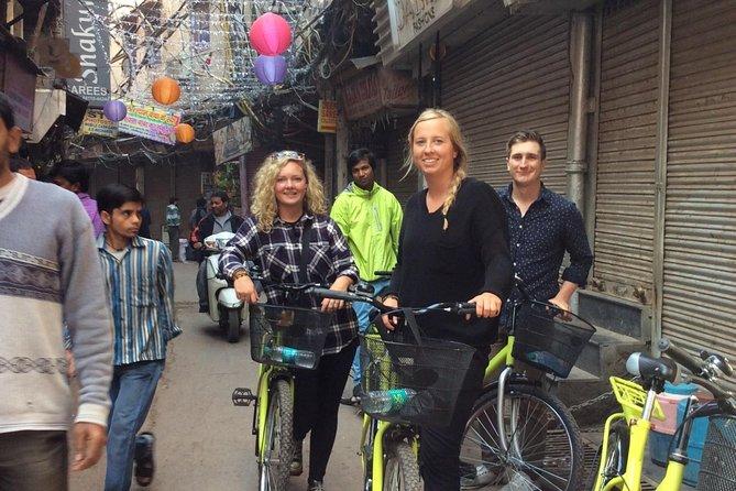 Delhi Bike Tour Including Hotel Transfers