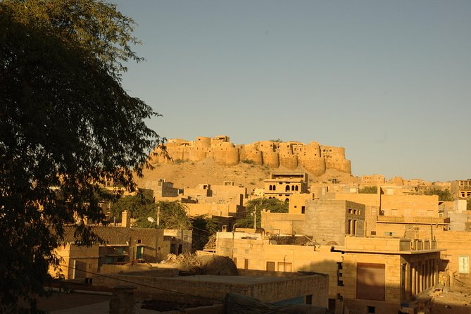 Private Custom Tour: Jaisalmer Sightseeing with Guide