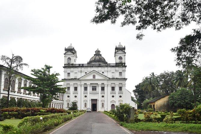 Private Heritage Walk in Old Goa