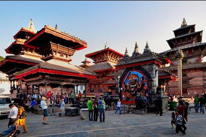 Kathmandu tour in 1 day including Bhaktapur city (Optional Mountain flight)