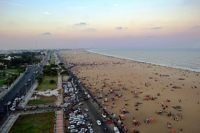 Private Custom Tour: Chennai Sightseeing with Guide