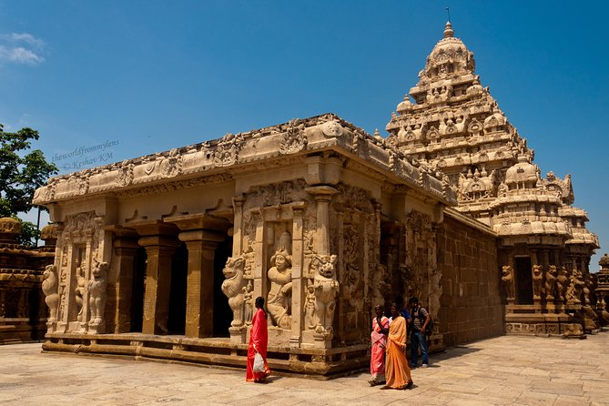 Private Custom Day Tour: Chennai to Kanchipuram Sightseeing with Guide