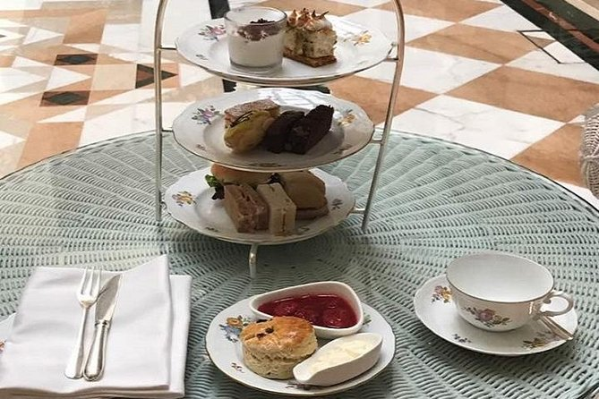 Exclusive High Tea Experience at The Imperial Hotel