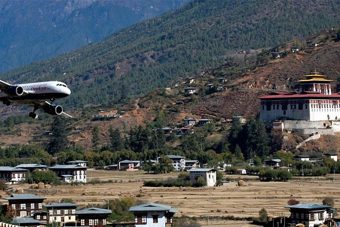 5-day Private Bhutan Tour: Paro, Thimphu, and Punakha
